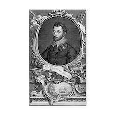 Francis Drake, English explor Rectangle Car Magnet