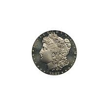 1882 Silver Dollar PCGS PR67 CAM Mini Button