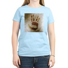 Spock Alien Cave Art T-Shirt