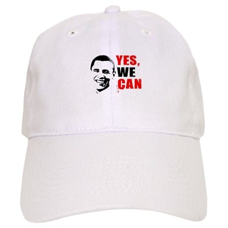 Obama Yes, We Can Cap
