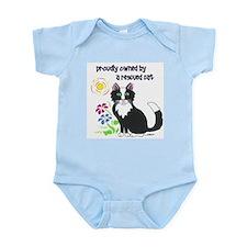 """Rescued Cat"" Infant Bodysuit"
