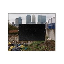 Dumped rubbish Picture Frame