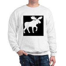 Moose Hitch Cover Sweatshirt