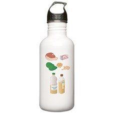 Dietary sources of fat Water Bottle
