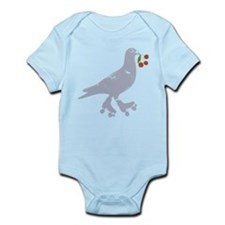 Pigeon Infant Bodysuit