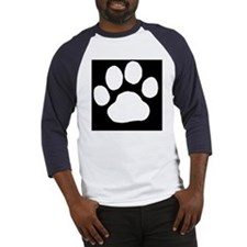 Paw Print Hitch Cover Baseball Jersey