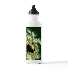 Dandelion clock Water Bottle