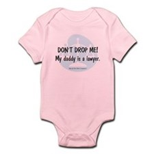 Daddy Lawyer Onesie