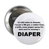 "Cool Lisa 2.25"" Button (10 pack)"