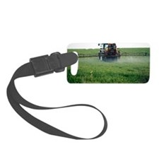 Crop spraying Luggage Tag