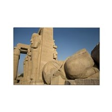 The Ramesseum Rectangle Magnet