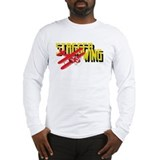 STAGGERWING Long Sleeve T-Shirt