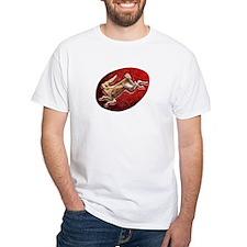 Spring Hare & Red Egg Shirt