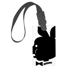 Pyatochok sexy black Luggage Tag
