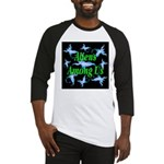 Aliens Among Us Baseball Jersey