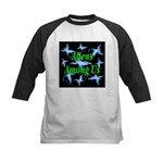 Aliens Among Us Kids Baseball Jersey