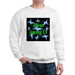 Aliens Among Us Sweatshirt