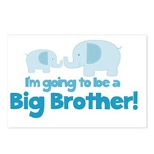 Im going to be a Big Brot Postcards (Package of 8)