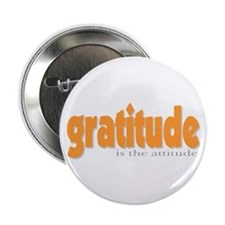 Gratitude is the Attitude Button