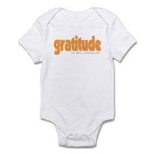 Gratitude is the Attitude Infant Bodysuit