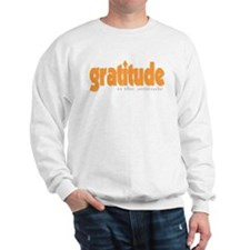 Gratitude is the Attitude Sweatshirt
