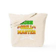 Irish Grill Master Dark Apron Tote Bag
