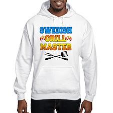 Swedish Grill Master Apron Hoodie