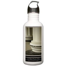Large Strength Motivat Water Bottle
