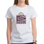 Baseball Mom Women's T-Shirt