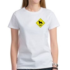 Schapendoes Crossing Tee