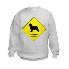 Schapendoes Crossing Sweatshirt