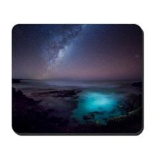 Milky Way over Southern Ocean Mousepad