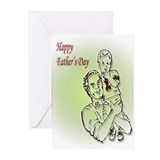Sentiments 3 Greeting Cards (Pk of 10)
