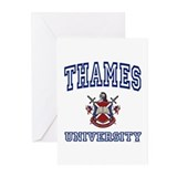 THAMES University Greeting Cards (Pk of 10)