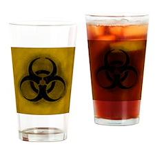 temp_twin_duvet Drinking Glass