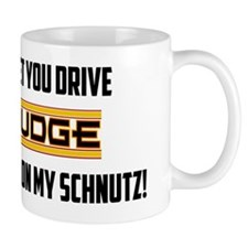 The Judge - Schnutz Mug