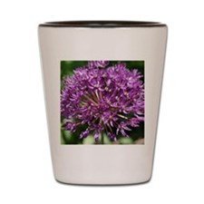 Allium Mouse Pad Shot Glass