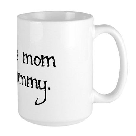 Bambi's Mom Large Mug