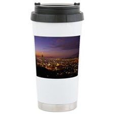 A beautiful overview to Taipei  Ceramic Travel Mug