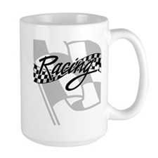 Racing Flag Mugs