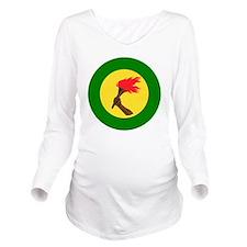 Zaire 2 Long Sleeve Maternity T-Shirt