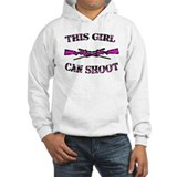 This Girl Can Shoot Hoodie