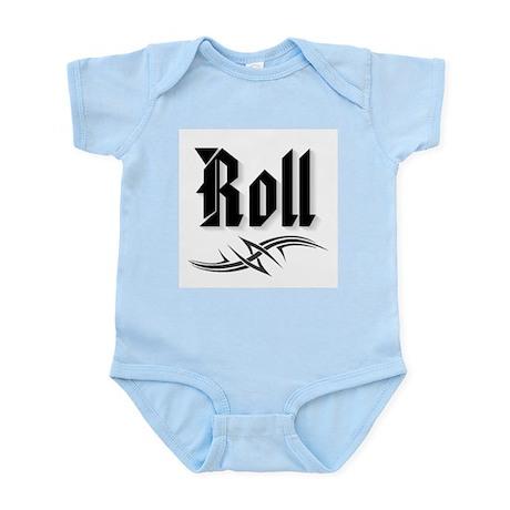 TwinBaby Roll Infant Bodysuit