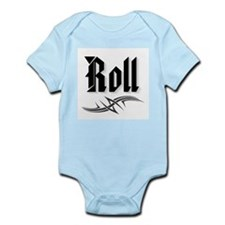 TwinBaby Roll Infant Bodysuit