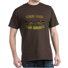 This Girl Can Shoot T-Shirt