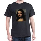 Mona Lisa (detail) T-Shirt