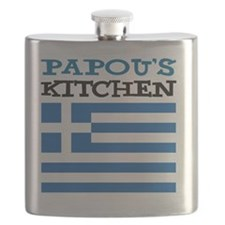 Papous Kitchen Apron Flask