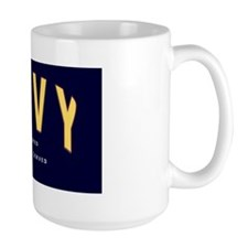 NAVY - Proud To Have Served Mug