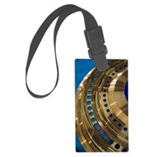 Aircraft engine component Luggage Tag
