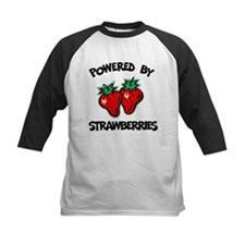 Powered By Strawberries Tee
